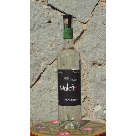 Mexicano 48º destilado en Alambique de Cobre, 750 ml