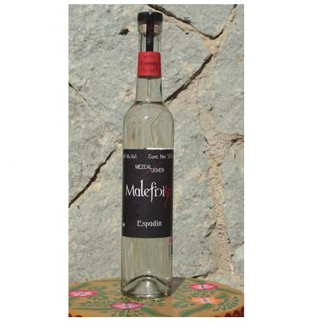 Espadín 48º destilado en Alambique de Cobre, 500 ml