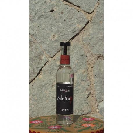 Espadilla 55º destilado en Olla de Barro, 250 ml