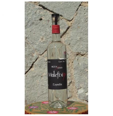 Espadín 48º destilado en Alambique de Cobre, 750 ml