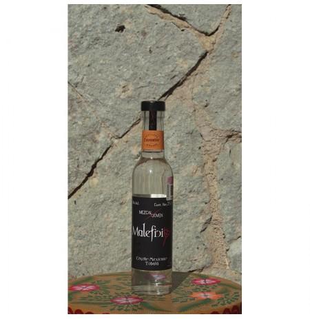 Ensamble Coyote/Mexicano/Tobalá 50º destilado en Alambique de Cobre, 250 ml