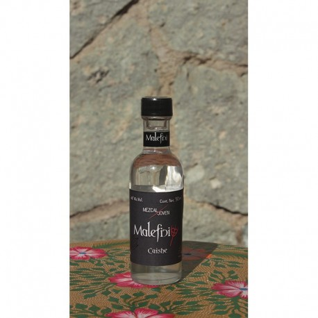 Cuishe 48º destilado en Alambique de Cobre, 50 ml