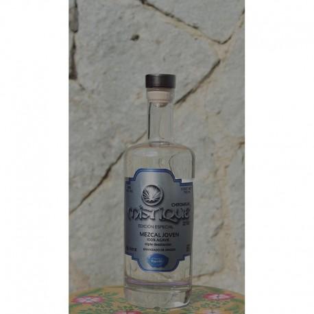 Espadín 38º destilado en Alambique de Cobre, 750 ml