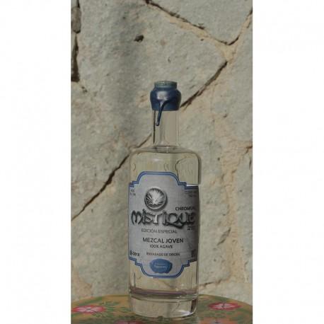 Tepestate 45º destilado en Alambique de Cobre, 750 ml